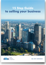 15 Step Guide to selling your Business popup image